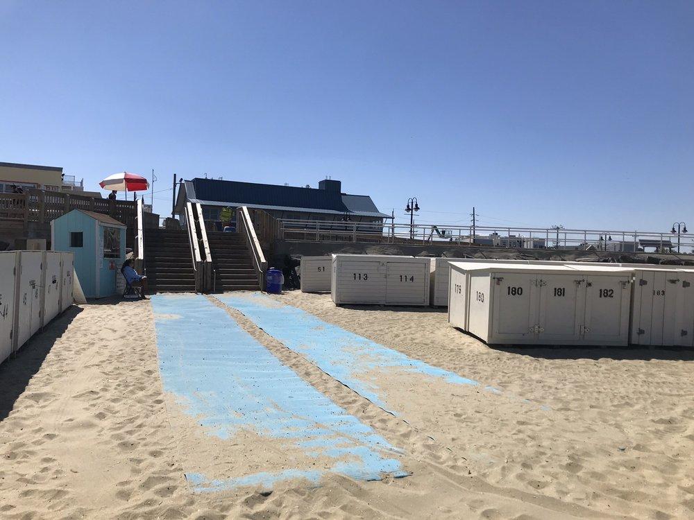 Sea Bright Beaches: Ocean Ave, Sea Bright, NJ