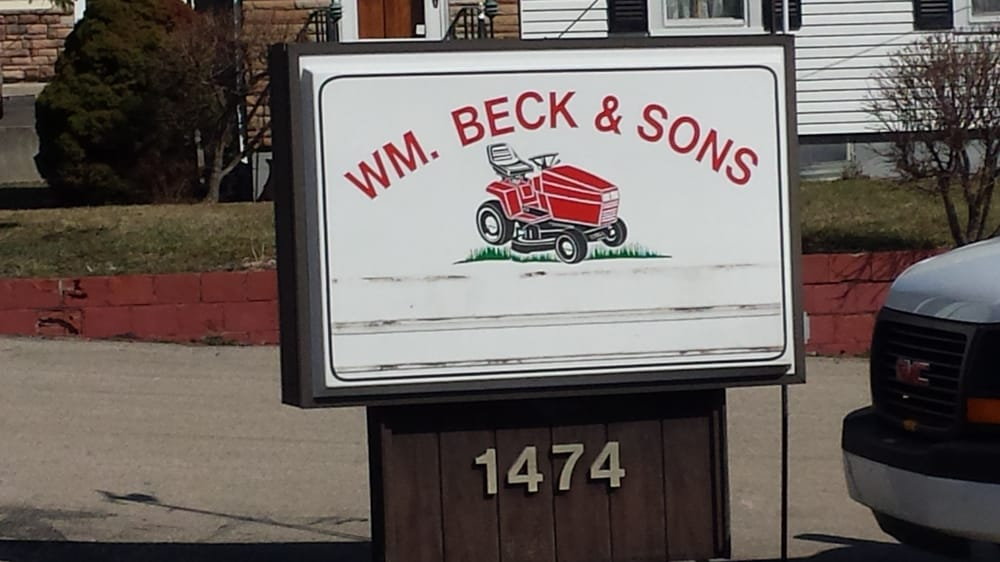 WM Beck & Sons: 1474 N Fairfield Rd, Beavercreek, OH