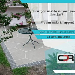 Photo Of Concrete Design U0026 Repair   Marietta, GA, United States. Turn Your