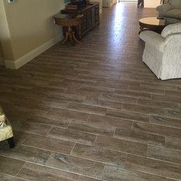 Photo Of Integrity Flooring   Marco Island, FL, United States. Porcelain  Wood Look