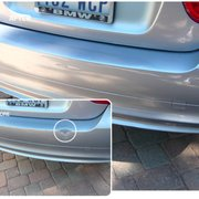 Mobile Paintless Dent Repair Before Photo Of Dentpro Sparks Nv United States And After Reno S