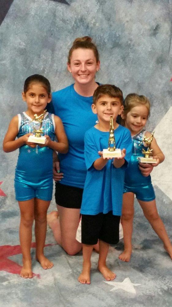 Spins Gymnastics Academy