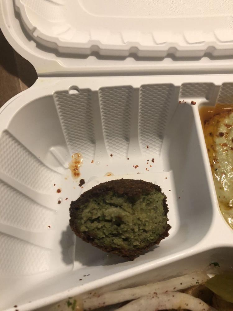 Food from Pita Kabob Mediterranean Fusion Grill