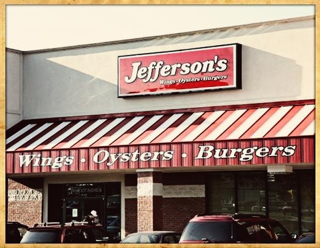 Jefferson's Restaurant: 8146 US Hwy 431, Albertville, AL