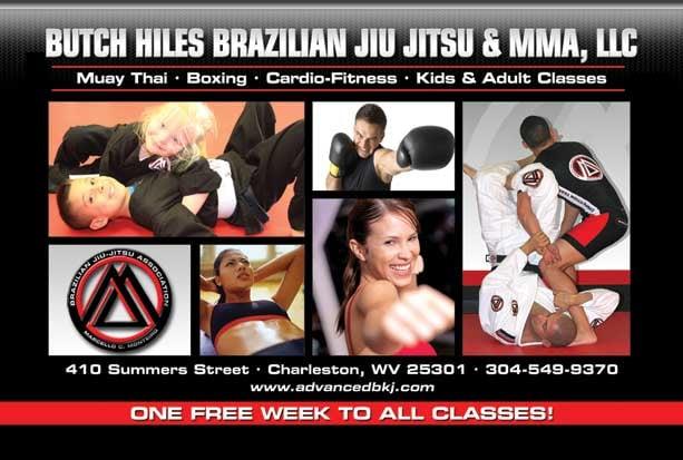 Butch Hiles Brazilian Jiu Jitsu & MMA