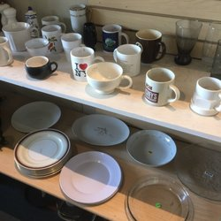 Photo of St Thomas Aquinas Thrift Store - Ojai CA United States. Flatware & St Thomas Aquinas Thrift Store - Thrift Stores - 423 E Ojai Ave ...