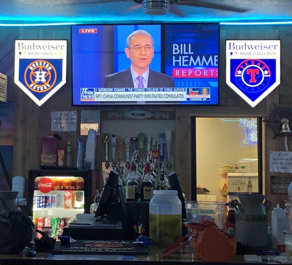 Lulu's Landing Bar: 115 S Fulton Beach Rd, Fulton, TX