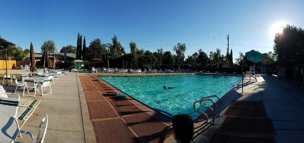 Pinehurst Cabana Club Swimming Pools 886 Lewiston Dr Blossom Valley San Jose Ca United