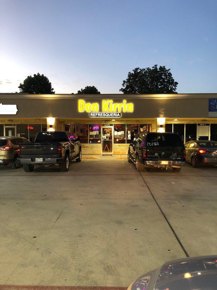 Don Kirin Refresqueria: 13510 Aldine Westfield Rd, Houston, TX