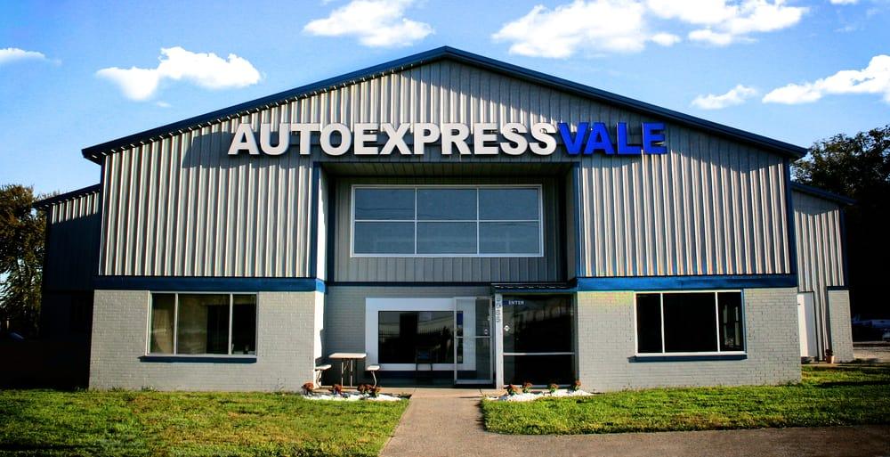 Auto Express Vale
