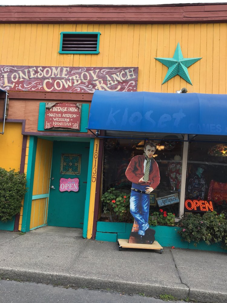 Lonesome Cowboy Ranch: 18135 Sonoma Hwy 12, Sonoma, CA