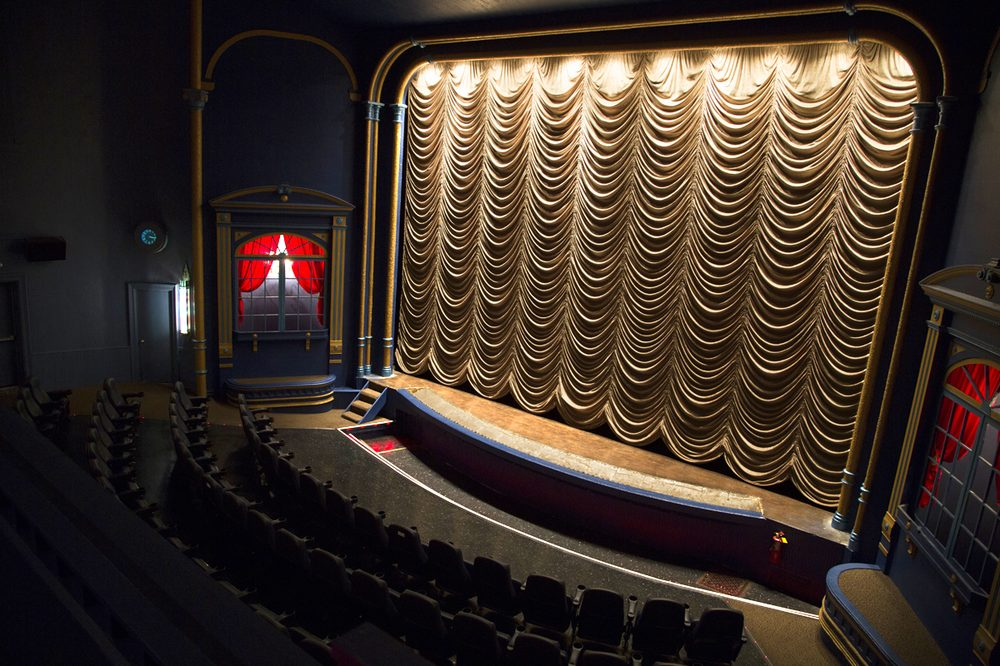 State Theatre: 123 E Washington St, Washington, IA