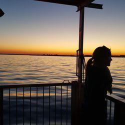 Sunset cruise lake ray hubbard