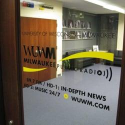 WUWM 89 7 FM - Radio Stations - 111 E Wisconsin Ave