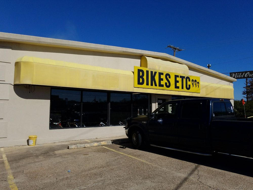 Bikes Etc: 3723 E Texas St, Bossier City, LA