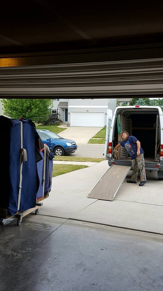 Michigan Piano Moving: 2142 Chase Lake Rd, Howell, MI