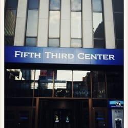 fifth third bank cincinnati headquarters phone number