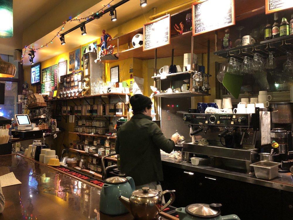 Rochambo Coffee & Tea House