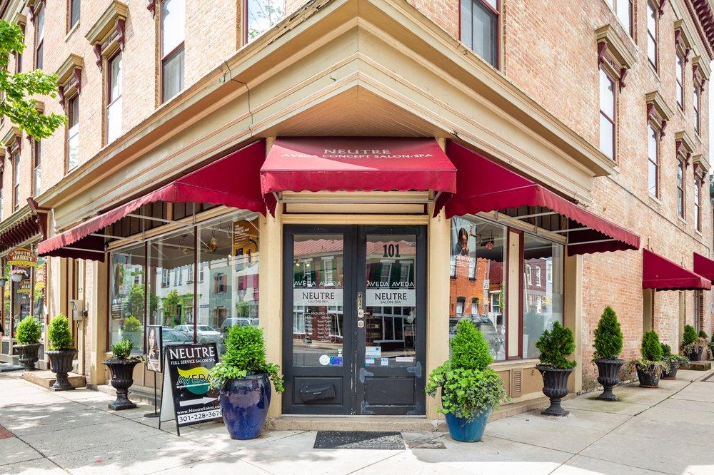 Neutre Aveda Salon & Spa: 101 S Market St, Frederick, MD