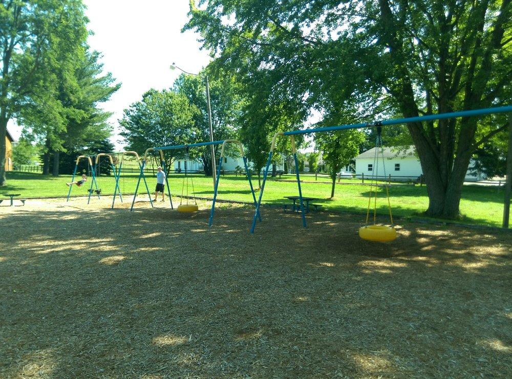 Grantsville Park: 20 Pennsylvania Ave, Grantsville, MD