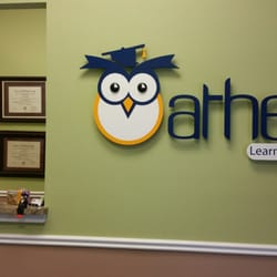 Athena Learning Center of College Station - College Station, TX, United States. Very comfy waiting room for parents