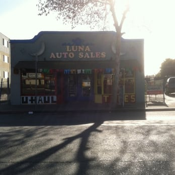 Luna auto sales 14 reviews dealerships 2070 alum for United motors san jose