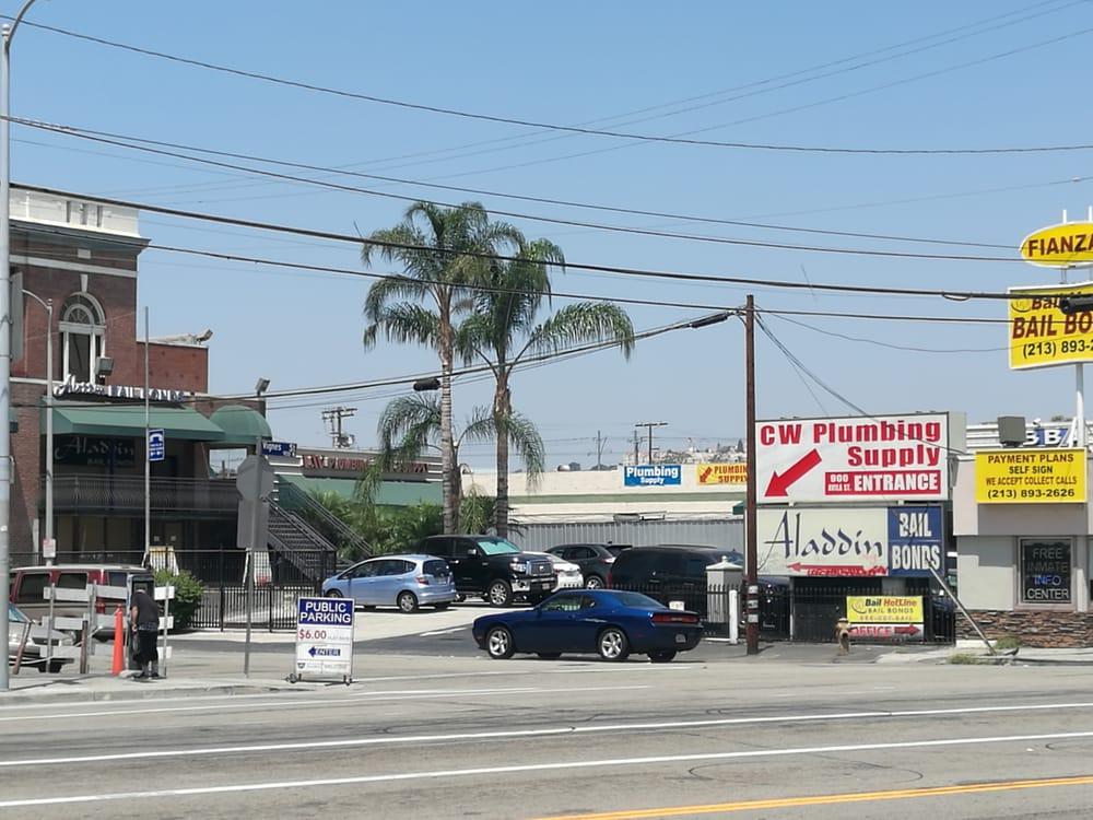 CW Plumbing Pipe & Supply: 900 Avila St, Los Angeles, CA