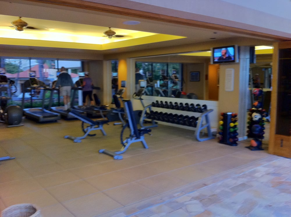 Hilton Hawaiian Village Waikiki Beach Photo Gallery: Ali'i Tower Fitness Room