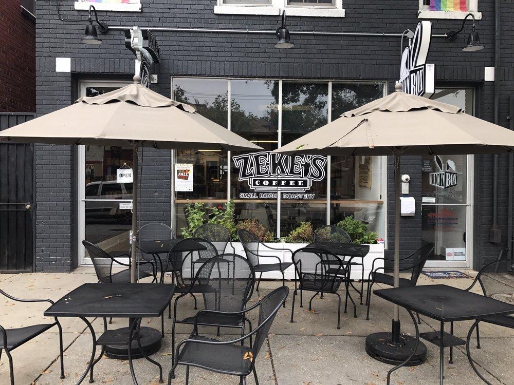 Zeke's Coffee of DC: 2300 Rhode Island Ave N E, Washington, DC, DC