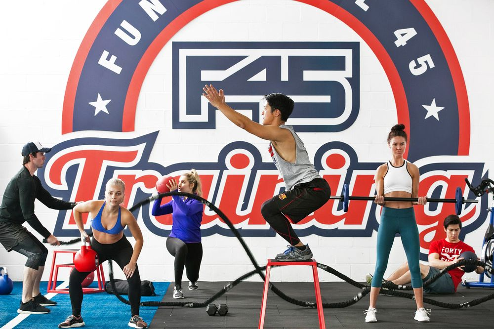 F45 Training St Marys