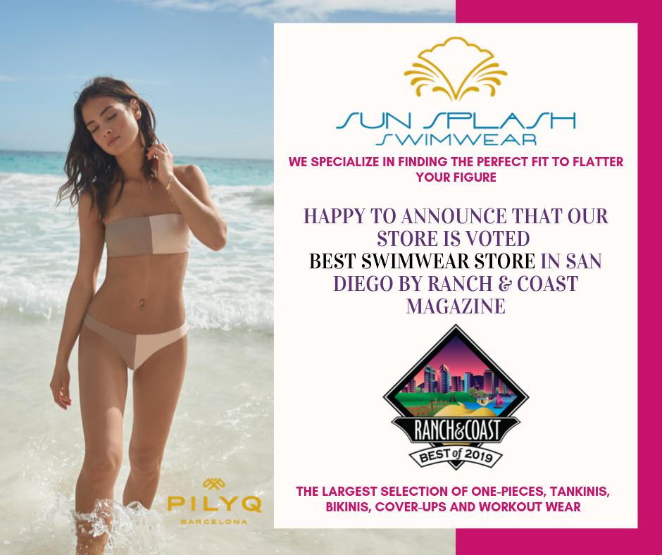 Sun Splash Swimwear