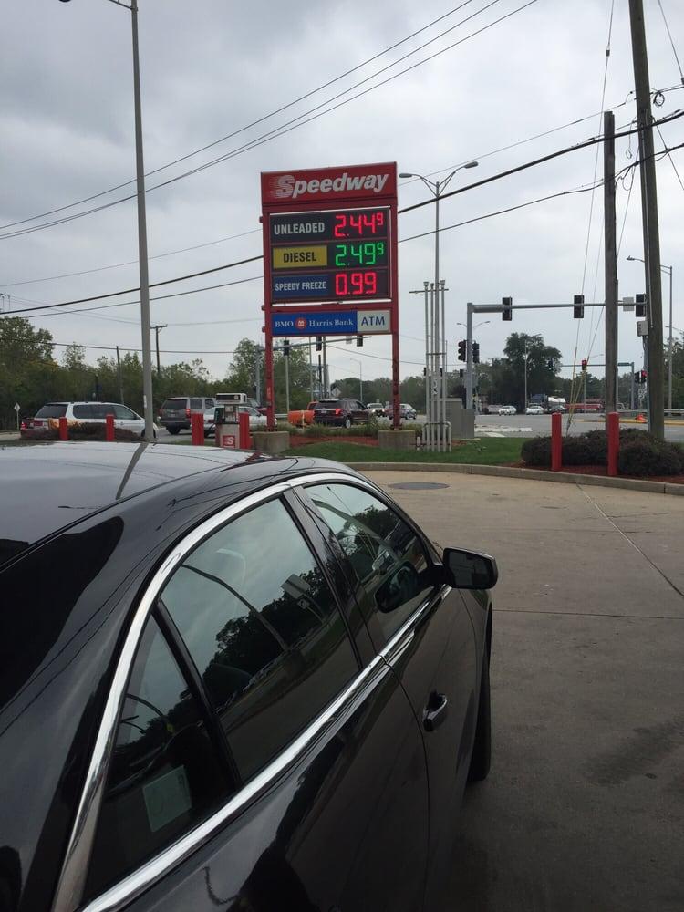 Speedway: 5320 W 127th St, Alsip, IL