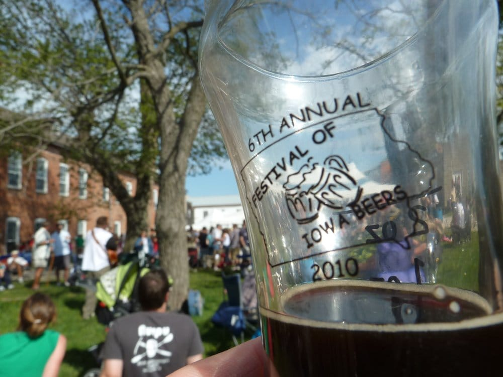 Festival of Iowa Beers: 835 48th Ave, Amana, IA