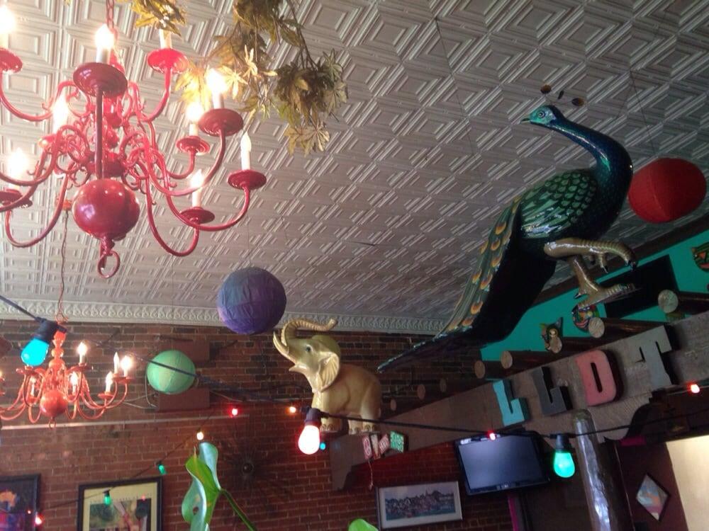 La Luna Mexican Cafe Oklahoma City Ok