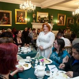 Glasgow Tea Rooms Glassford Street