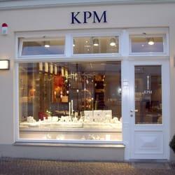 Kpm - Königliche Porzellan - Manufaktur Berlin - Wohnaccessoires ...