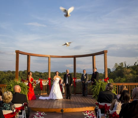 Flower Mountain Weddings 521 Red Bud Ln Sevierville Tn Banquet
