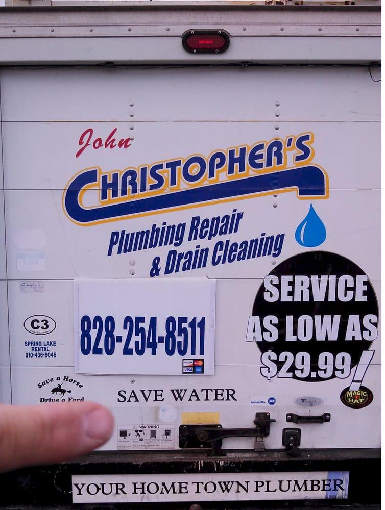 John Christopher's Plumbing - Plombier - 85 Tunnel Rd ...