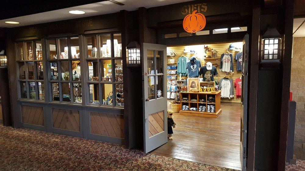 Salt Fork Lodge & Conference Center: 14755 Cadiz Rd, Cambridge, OH