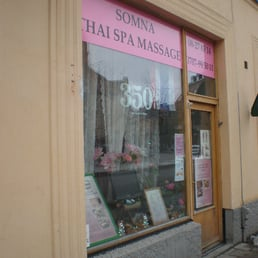 thai horor massage solna