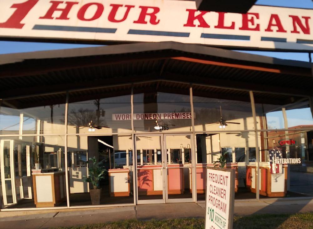 One Hour Klean: 1785 W Webb Ave, Burlington, NC
