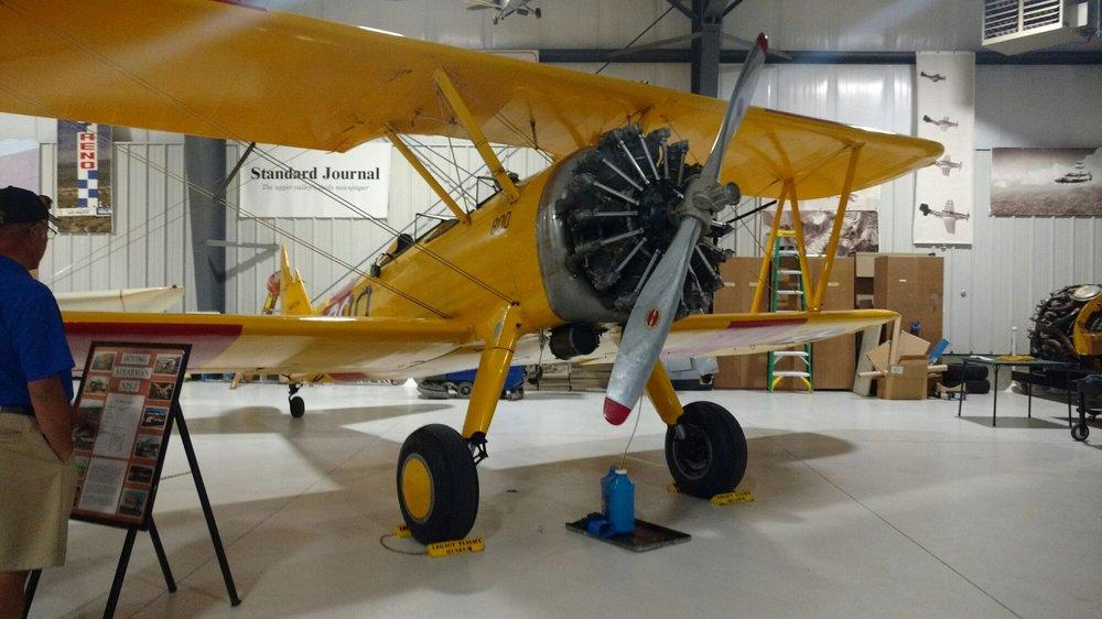 Legacy Flight Museum: 400 Airport Rd, Rexburg, ID