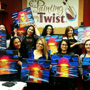 painting with a twist 33 photos 28 reviews art