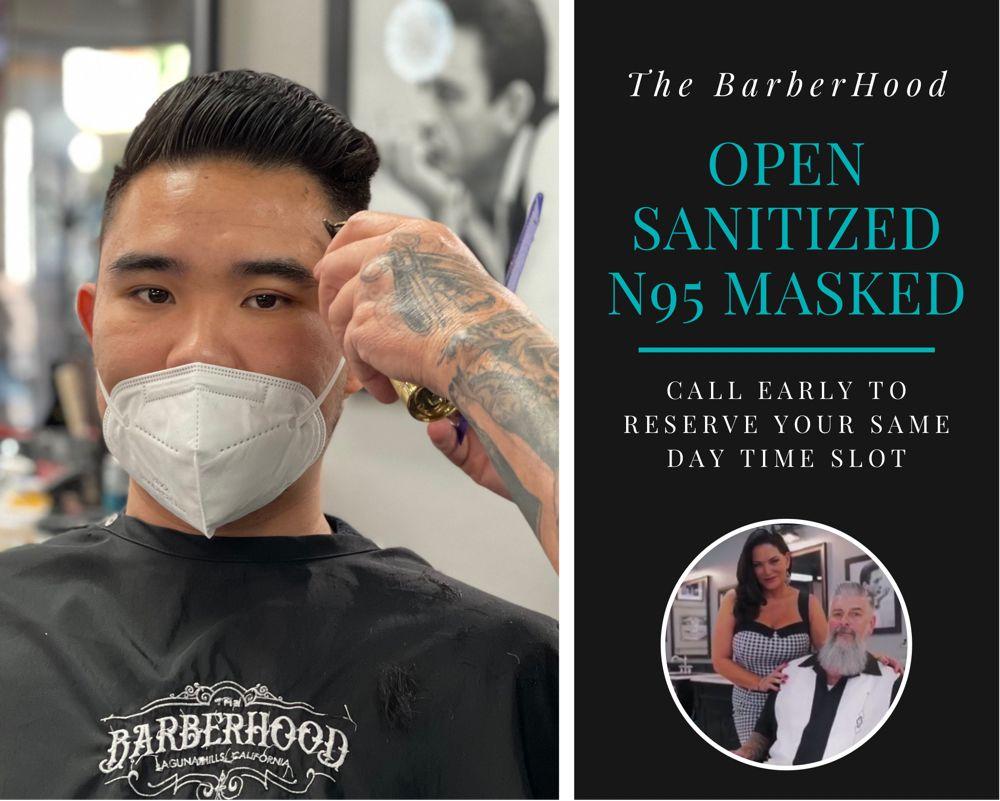 The BarberHood: 25401 Alicia Pkwy, Laguna Hills, CA