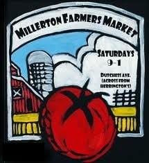 Millerton Farmer's Market: Dutchess & Main, Millerton, NY