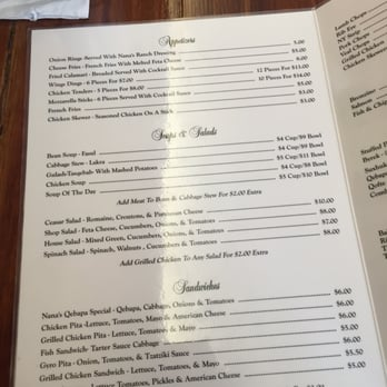 Nana\'s Kitchen - Order Food Online - 19 Photos & 11 Reviews ...