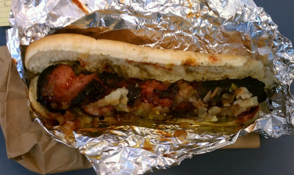 Carlos' Hot Dogs