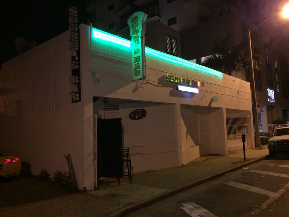 Secret's Bar: 1750 NW 7th St, Miami, FL
