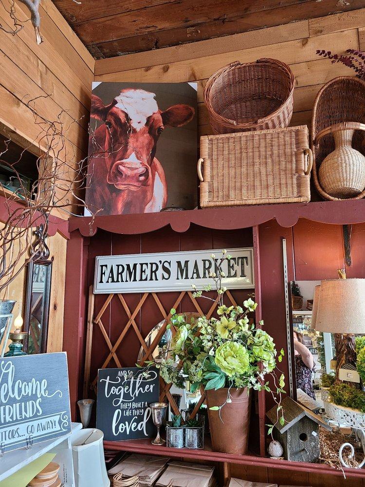 Farmhouse Funk: 35408 US-101 Business, Astoria, OR