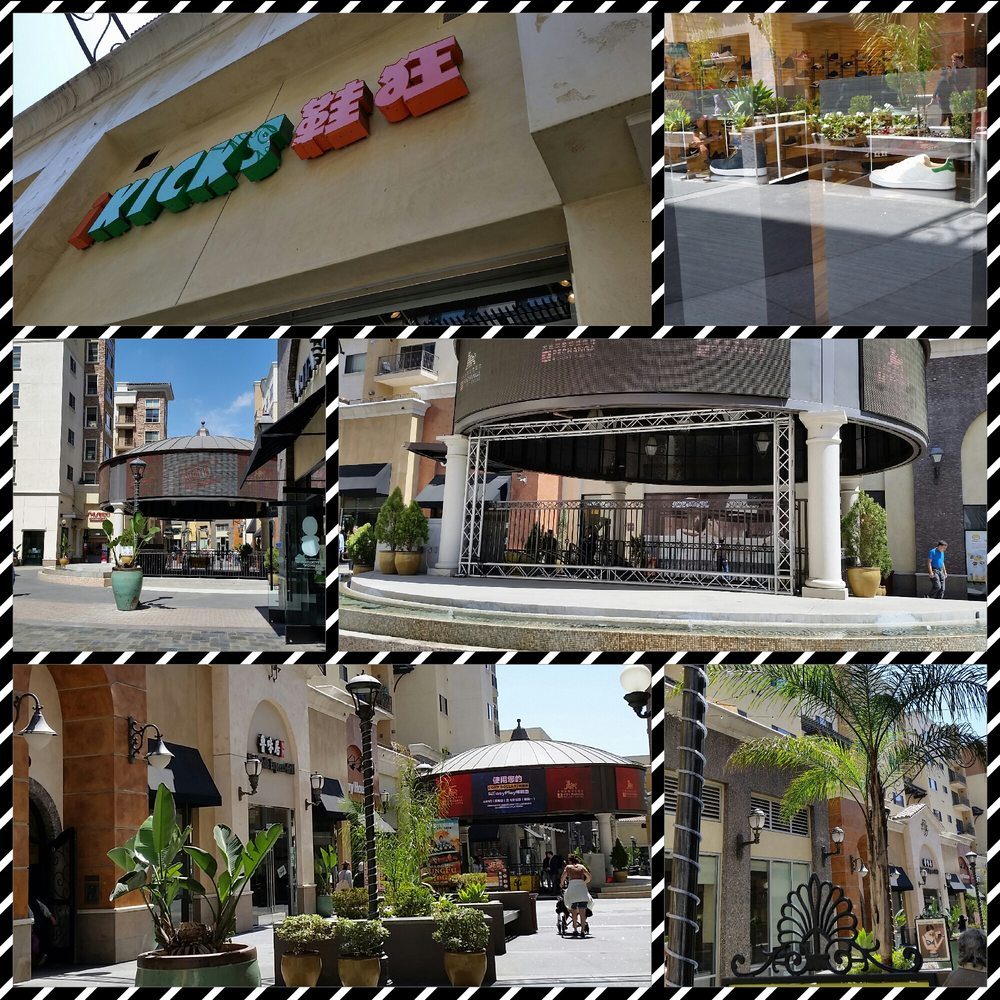 Atlantic Time Square Monterey Park Restaurants